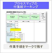 プロセスマップ・ツール