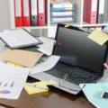 書類やファイルの整理・整頓のコツ~使いやすいデスク環境をつくるヒント