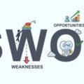 SWOT分析のやり方と事例~戦略実現のためのチャンスとリスクを導き出す方法とコツ
