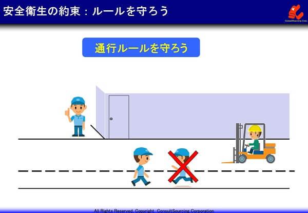 通行ルールの事例