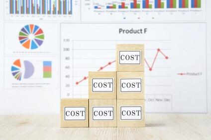 原価計算のイメージ