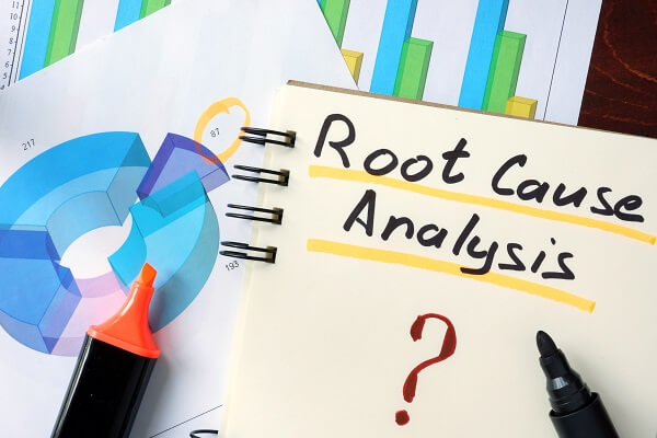 RCA(Root cause analysis):根本原因分析イメージ