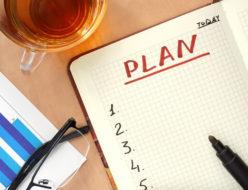仕事の計画イメージ